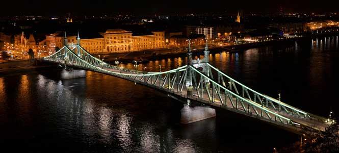 Szabadság híd Most svobody