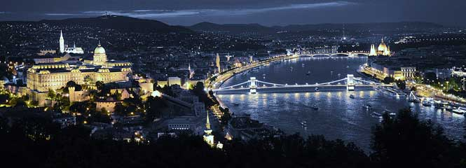 Budapešť na seznamu UNESCO