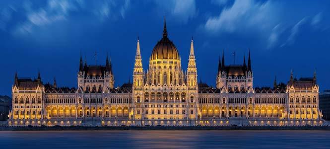 Památky v Budapešti