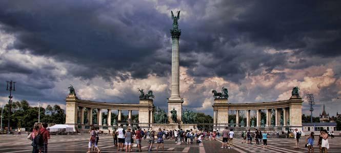 Průvodce Budapeští