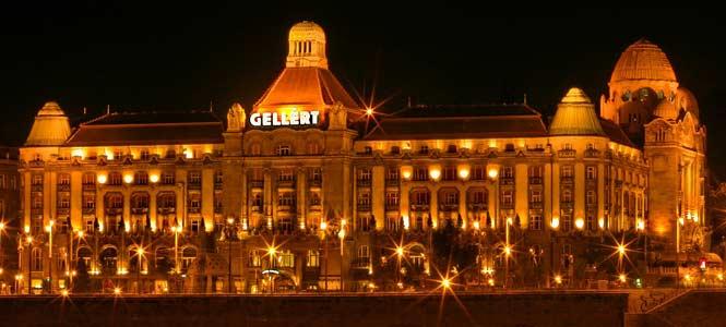 Ubytování v Budapešti