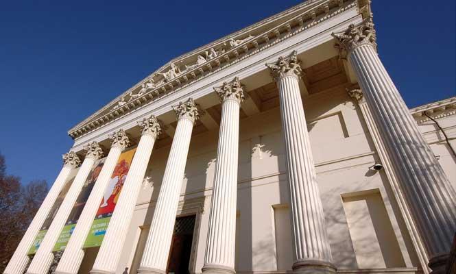 Magyar Nemzeti Múzeum Maďarské národní muzeum